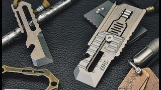 6 Useful EDC Multi-tools You Must Try