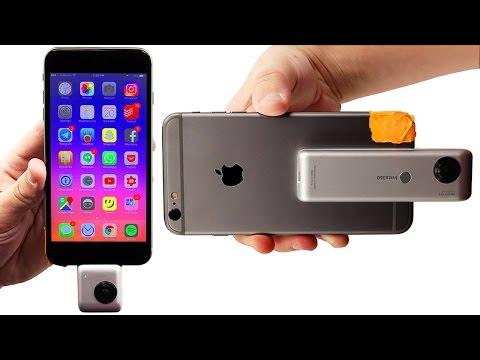 Ist es möglich, ein iPhone-Kamera Hack ausführen?