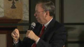 Eric Schmidt at Capitalism and the Future, held by LIVE from the NYPL & the Aspen Institute