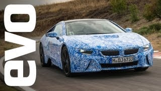 BMW i8 2014 world exclusive first drive | evo REVIEW
