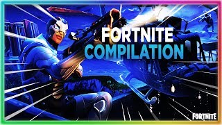 THE ROCKET IS PAST TO MY LEGS! Fortnite Compilation