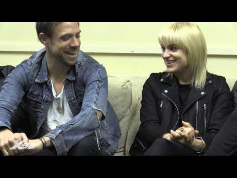 X96 Meet the Bands: The Airborne Toxic Event (2015 X96 Toyota Big Ass Show Interview)