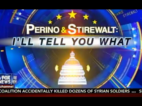 Perino & Stirewalt (9/19/16) : Clinton & Trump Reaction To NYC Explosion
