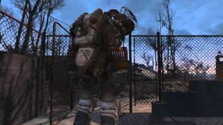 Fallout 4 - угнать силовую броню