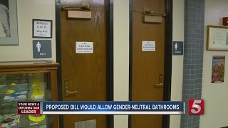 Proposal Allows For Gender-Neutral Bathrooms