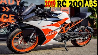 2019 KTM RC 200 ABS|Full Review|Specs|Mileage|Price|MotoMad