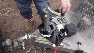 Jack-E-Up trailer accessory review with MrTruck