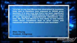 Analyst Insight: Citigroup Inc. Slashes PT for Micron Technology, Inc.