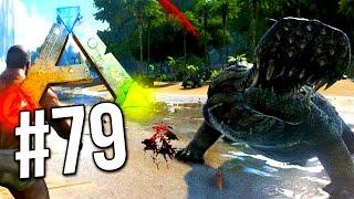Ark Survival Evolved - SARCO DINO TAMING! (Ark Survival Evolved Taming)
