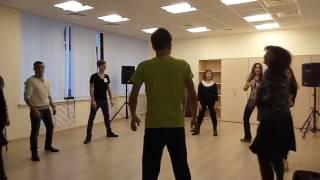 Упражнения по актёрскому мастерству