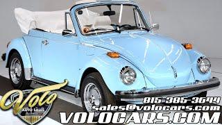 1979 Volkswagen Beetle for sal…