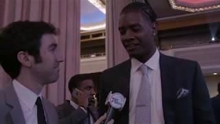 1-on-1 with Josh Jackson | NBA Draft Lottery
