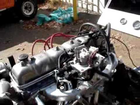 Restoration 1974 FJ40 2F Engine Fuel Injection | Video 6
