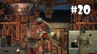 Fallout 4 20 Идем по пути свободы стримчик