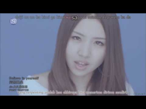 Mao Abe - Believe in yourself ( PV+Lyrics )