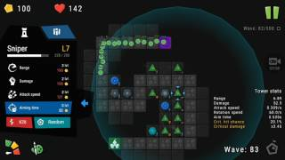 Infinitode | Level 2 | Wave 403 | Part 1