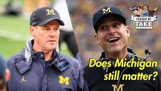 Does Michigan Still Matter? An Argument with Rich Eisen