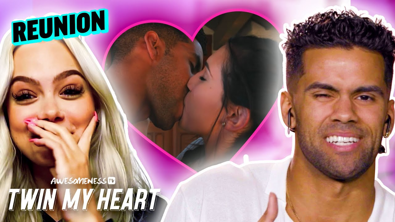 Download Nate Wyatt exposed for being a SERIAL KISSER | Twin My Heart Season 3 REUNION Pt. 1 w/ Merrell Twins