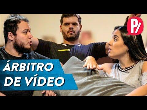 ÁRBITRO DE VÍDEO | PARAFERNALHA