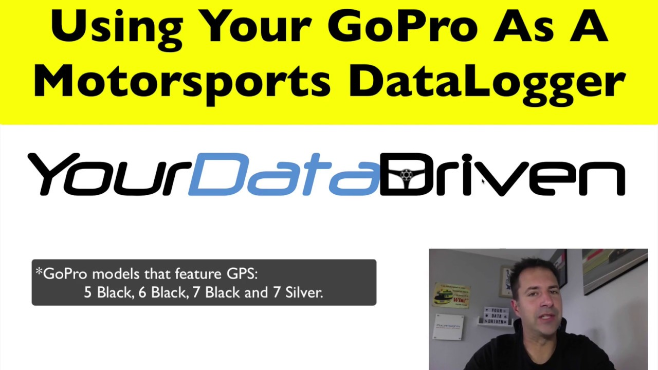 GoPro as a Motorsports Datalogger [Race Technology Review]