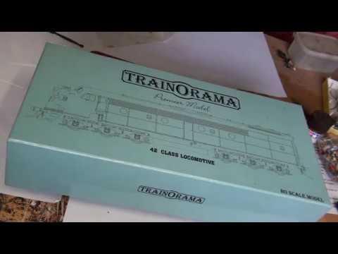 review Trainoma 42 class