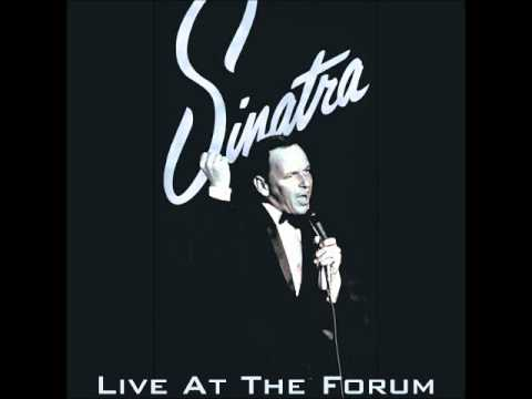Frank Sinatra - Saloon Medley - Live 1975
