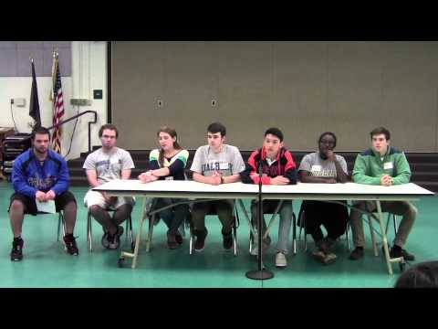 Fairfax High School Seniors Speak with 5th Graders