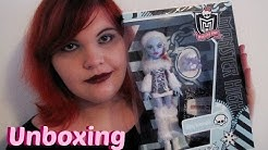 Monster High Abbey Bominable Puppe - Unboxing [HD] | Deutsch