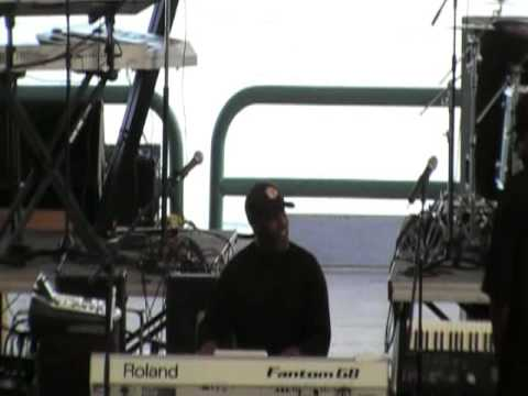 SOUND CHECK VAL AT CHENE PARK-VIDEO BY YVONNE C. BUTLER