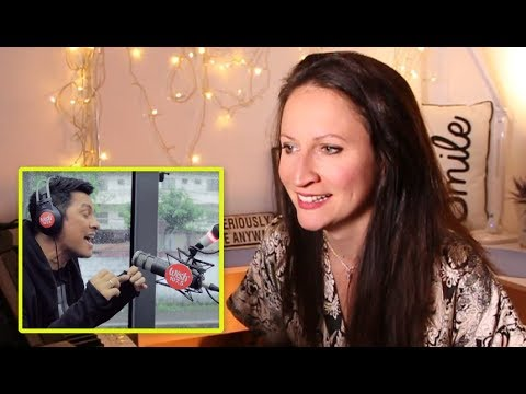 Vocal Coach REACTS to GARY VALENCIANO - SPAIN (Chick Corea) LIVE on Wish 107.5 Bus