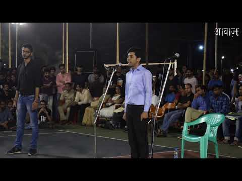 SOAPBOX    Vishal Kumar Singh    Candidate Vice-President    2018-19