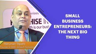 Small Business Entrepreneurs  the next