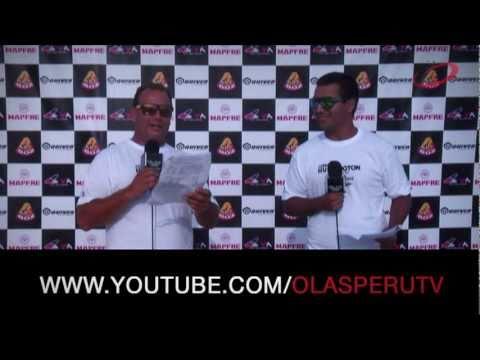 Noticiero: Día 1 | Copa IPD Punta Rocas Junior 2011