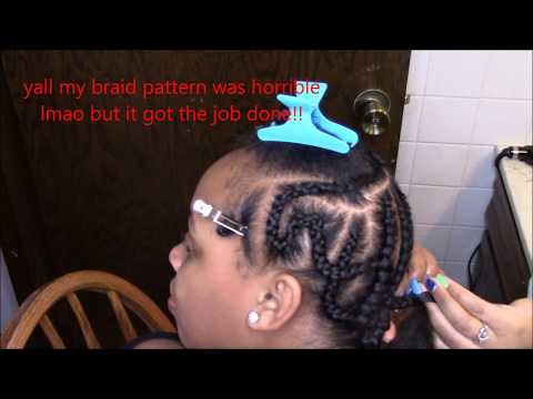 SIDE PART SEW-IN INSTALL | ft. LUMIERE HAIR COMPANY