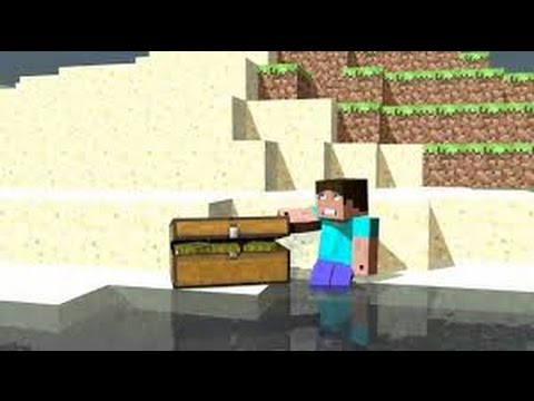 "10h - ""Zombie Ginie"" A Minecraft Parody Glad You Came By The Wanted"