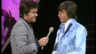 Dick Clark Interviews Bobby Sherman at Rock N Roll Years 1973 Part 1