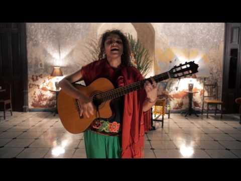 Maria Moctezuma. HANALPIXAN