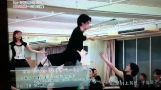 ミュージカルエリザベートの稽古場!井上芳雄ver.