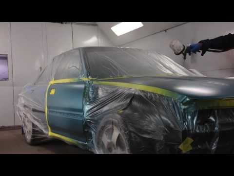 Two Tips For Spraying Base Coat WITHOUT Using Primer Sealer