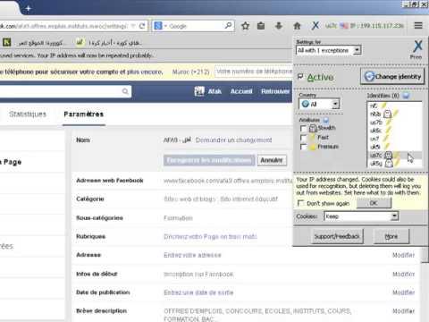 comment changer le nom de la page facebook apr s 200 fans youtube. Black Bedroom Furniture Sets. Home Design Ideas