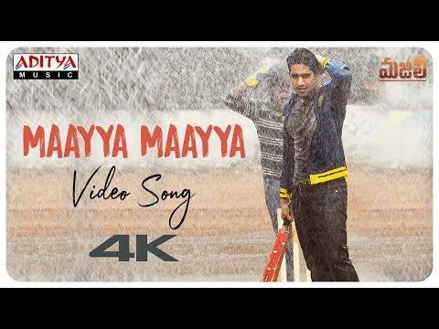 Maayya Maayya Video Song | Majili Video Songs | Naga Chaitanya, Samantha, Divyansha Kaushik