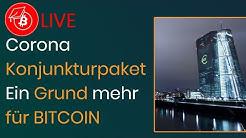 EURO immer weniger Wert?! BITCOIN ist die Lösung!