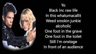 Zoolander 2 Sound Track  Here I Come Lyrics by The roots