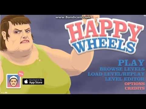 Happy Wheels 2.Bölüm | Piskopat Amca