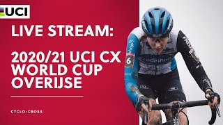 LIVE | 2020/21 UCI Cyclo-cross World Cup - Overijse