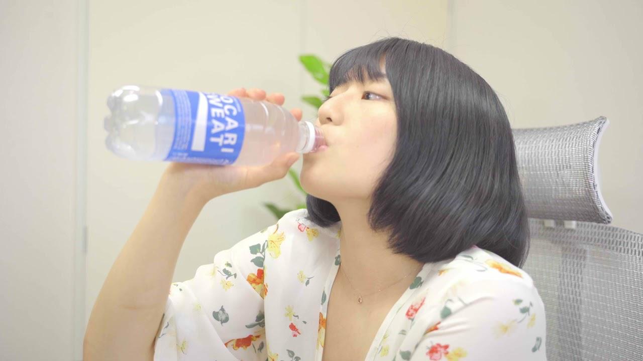 ポカリスエットキャンペーン動画 ~3時のおやつにポカリスエット~