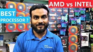 AMD vs INTEL | Which Should you Buy ?