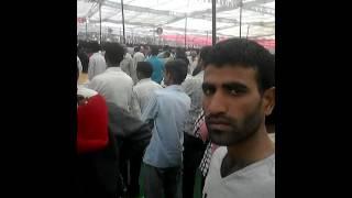 sapna dance at behror