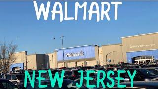 VISITANDO WALMART EN NEW JERSEY