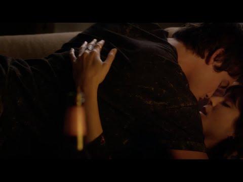 "Pretty Little Liars - Spencer & Caleb Love Scene/ Ending - 6x13 ""The Gloves Are On"""